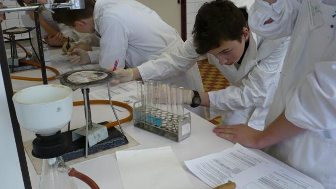 Chemická olympiáda pre ZŠ